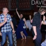 Dance floor moves at Manchester Town Hall