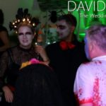 Altrincham Halloween Wedding