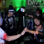 Halloween Wedding DJ at Cresta Court Cheshire
