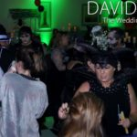 Halloween Wedding in Cheshire