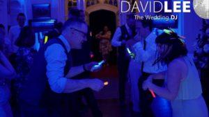 Glowsticks for old skool dance music set