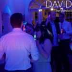 rave time at Leighton Hall