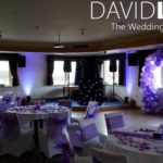 Blackley Golf Club Wedding DJ & Uplighting